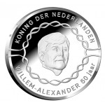 Holanda 10€ 50 Anos do Williem Alexander 2017