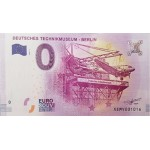 Nota 0€ Deutsches Technikmusuem - Berlim