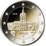Alemanha 2€ Berlim 2018