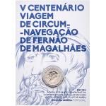 Portugal 2€ Viagem de Circum-Navegação de Fernão de Magalhães Bnc 2018