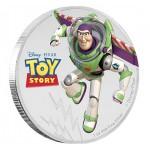 Niue 2$ Toy Story Buzz Lightyear 2018