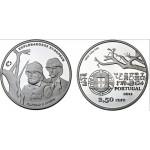 Portugal 2,5€ Capelo e Ivens - Exploradores Portugueses  Proof 2011