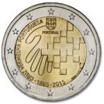 Portugal 2€ 150 Anos Cruz Vermelha 2015