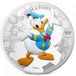 França 10€ Pato Donald 2017