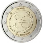 Espanha 2€ E.M.U. 2009