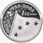 França 1,50€ Europa 2005