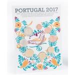 Portugal FDC 2017