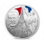 França 10€ Era do Ferro e do Vidro 2017