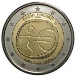Finlândia 2€ E.M.U. 2009