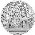 França 10€ Bal du Moulin de la Galette 2018