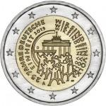 Alemanha 2€ 25 Anos da União Alemã 2015