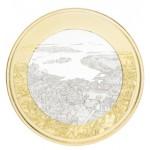 Finlândia 5€ Maritime Helsinki 2018