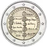 Áustria 2€ 50 Anos Tratado da Áustria 2005