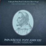 Portugal 5€ Papa João XXI - Pedro Hispano Proof 2005