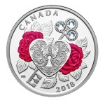 Canadá 3$ Celebração do Amor 2018