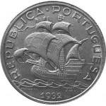 Portugal 5$00 Escudos de 1932