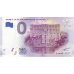 Nota 0€ Museé Océanographique de Monaco 2018 - 1