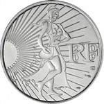 França 10€ semeadora 2009
