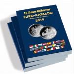 Catálogo Euro 2019 -  Versão em Inglês (não existe ver. portuguesa)