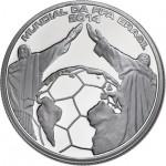 Portugal 2,5€ Mundial Fifa Brasil 2014