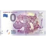 Nota 0€ Camino de Santiago 2019-1