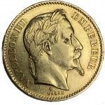 França 20 Francos ouro