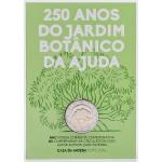 Portugal 2€ 250 Anos Jardim Botânico 2018 BNC
