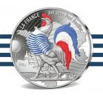 França 50€ Jean Paul Gaultier Colorida 2017