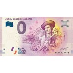 Nota 0€ Juraj Jánosik 1688-1713 2018-1