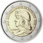 Monaco 2€ Lucien 2012