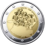 Malta 2€ Autonomia 2013