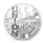 França 10€ Tratado de Maastricht 2018