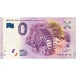 Nota 0€ Moulin Vallis Clausa 2018 - 2