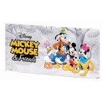 Niue Nota 20 Cents Mickey Mouse and Friends 5 gramas 2017