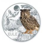 Áustria 3€ Mocho 2018