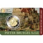 Bélgica 2€ Pieter Bruegel 2019