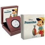 Niue 2$ Disney - Pinocchio 2018 - 1 OZ