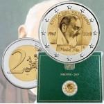 Vaticano 2€ Padre Pio 2018