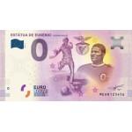 Nota 0€ Estátua do Eusébio 2018 - 3
