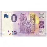 Nota 0€ Sé de Lisboa 2018