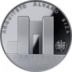 Portugal 7,5€ Álvaro Siza Prata Proof 2017
