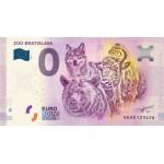 NOTA 0€ Zoo Bratislava 2018 - 1