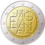 Eslovénia 2€  2000 anos de Emona  2015