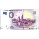 Nota 0€ Stockholm Sverige 2019-1