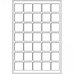 Tabuleiro para Moedas- Tab 35 BL - 2 Tabuleiros