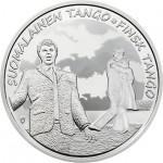 Finlândia 10€ Tango Filândes 2017