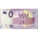 Nota 0€ Plaza de Toros de las ventas 2018 - 1