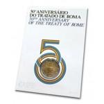 Portugal 2€ Tratado de Roma 2007 Bnc