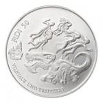 Lituânia 1,50€ Universidade de Vilnius 2018