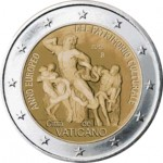 Vaticano 2€ Ano Europeu do Património da Cultura 2018